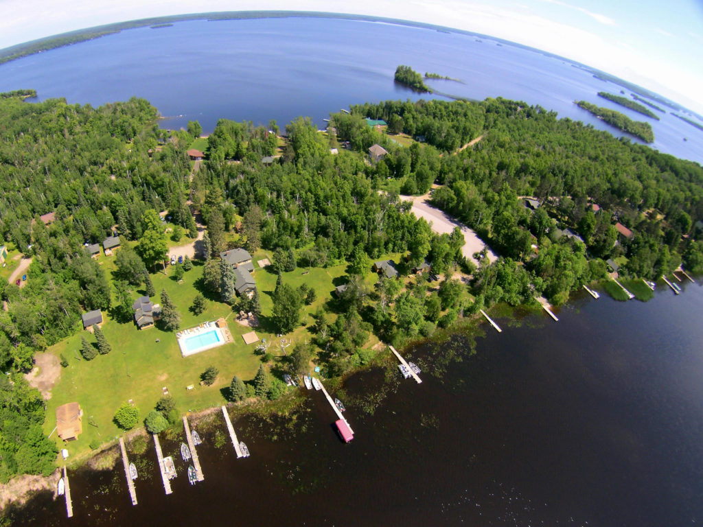 Everett Bay Lodge on Lake Vermilion