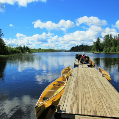 Seagull Canoe Outfitters & Cabins