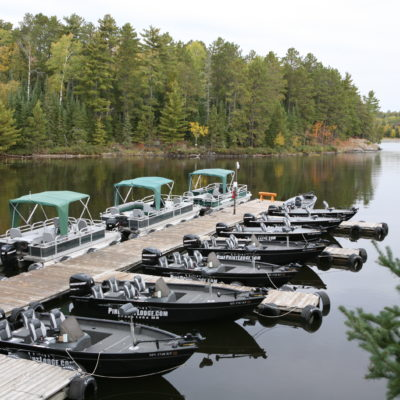 New Rental Boat Fleet