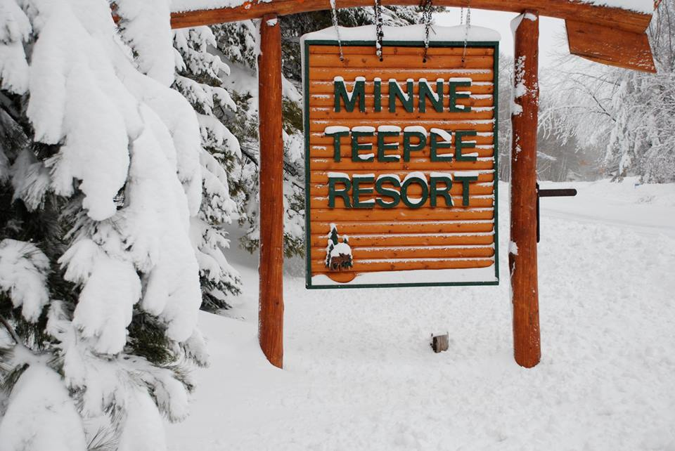 Minne Teepee Resort