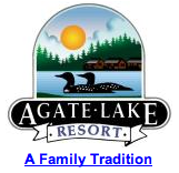 Agate Lake Resort Logo