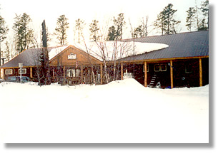Snowbank Lodge & Outfitters