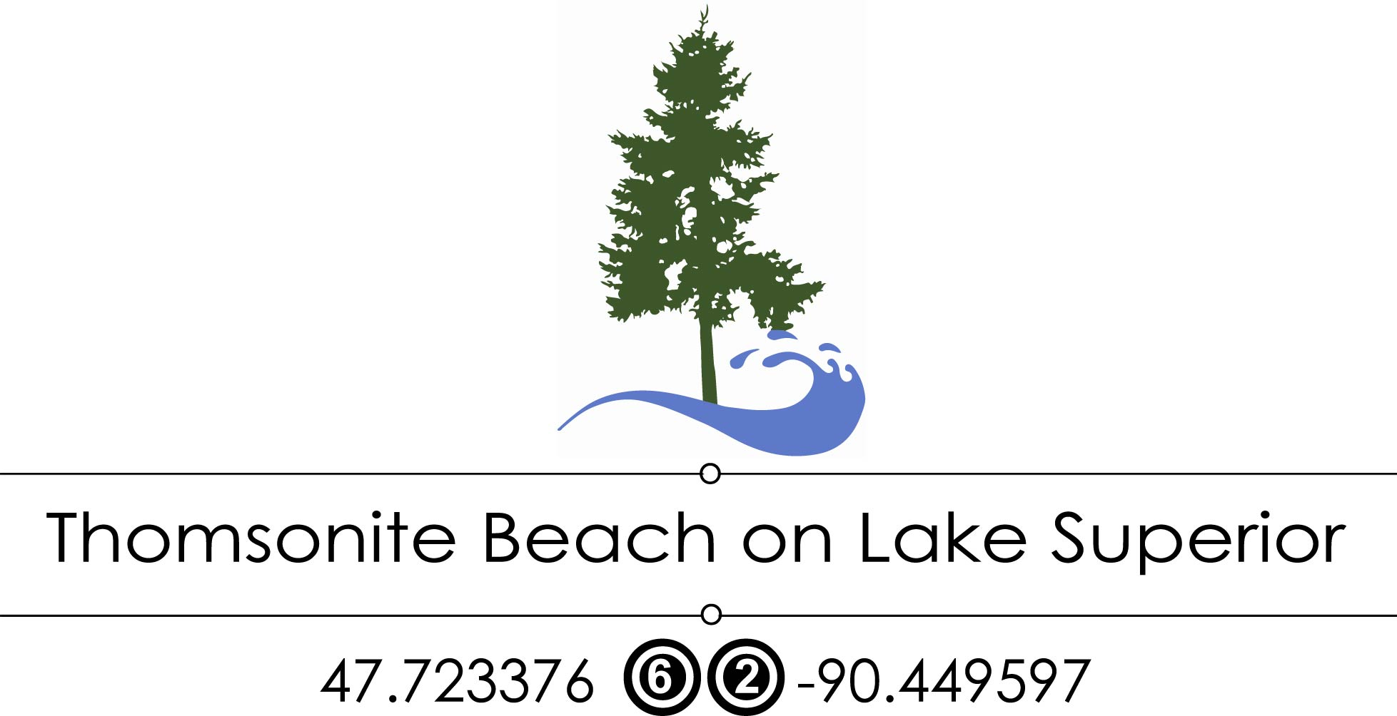 Thomsonite Beach Inn & Suites Logo