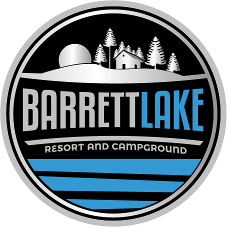 Barrett Lake Resort and Campground Logo