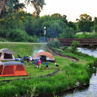Appleton Lion's Park Campground