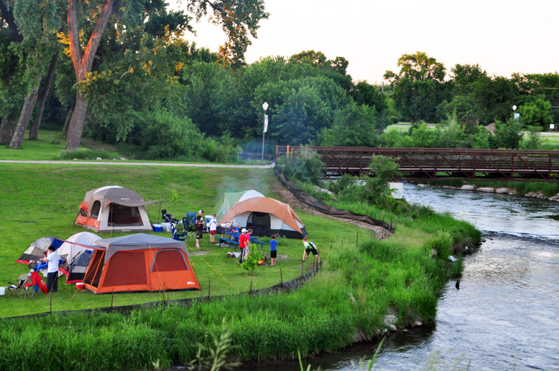 Appleton Lion's Park Campground
