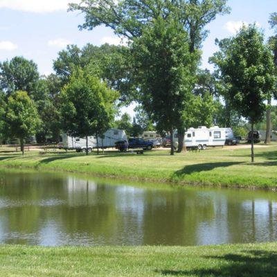 Baylor Regional Park Campground