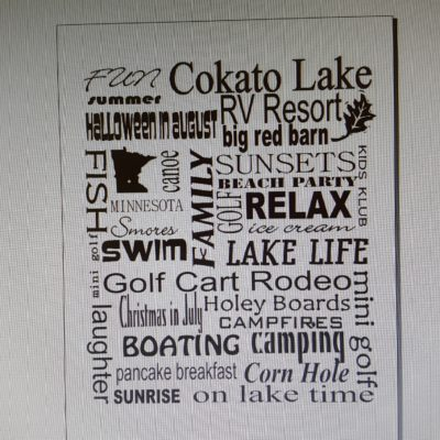 Cokato Lake RV Resort
