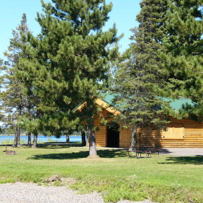 Fisherman's Point Campground