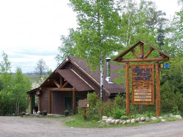 Gunflint Pines Resort & Campground