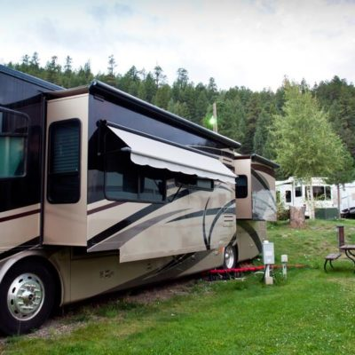 Hoffman's Oak Lake Campground