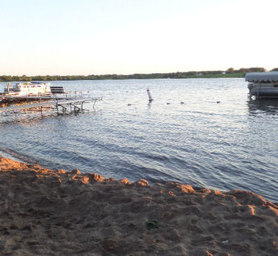 Beautiful Cokato Lake RV Resort