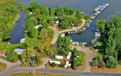 Timm's Marina & Seasonal RV Parks
