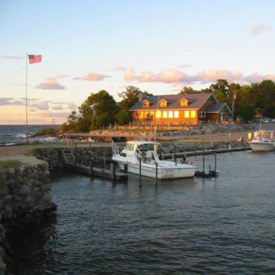 Arnesen's Rocky Point