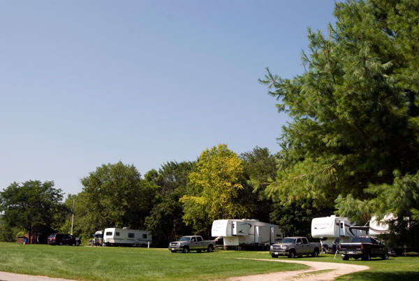 City of Peterson RV Campground