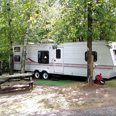 Galles' Upper Cullen Campground