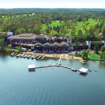 Cragun's Resort & Hotel on Gull Lake