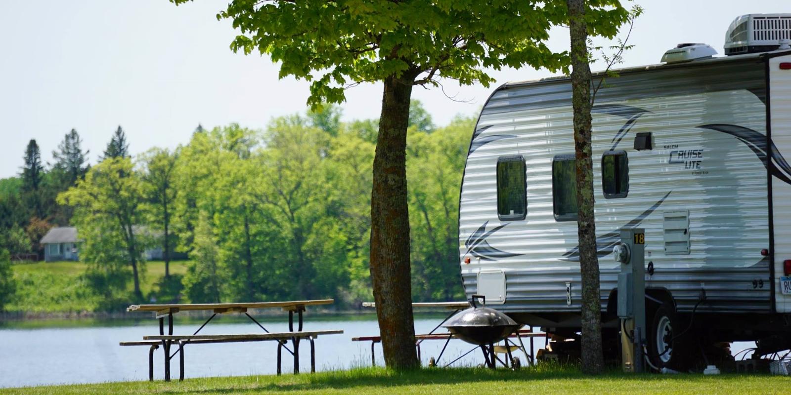 Hamilton's Fox Lake Campground