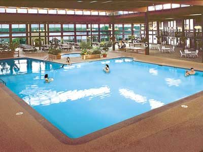 Indoor and Outdoor Pools