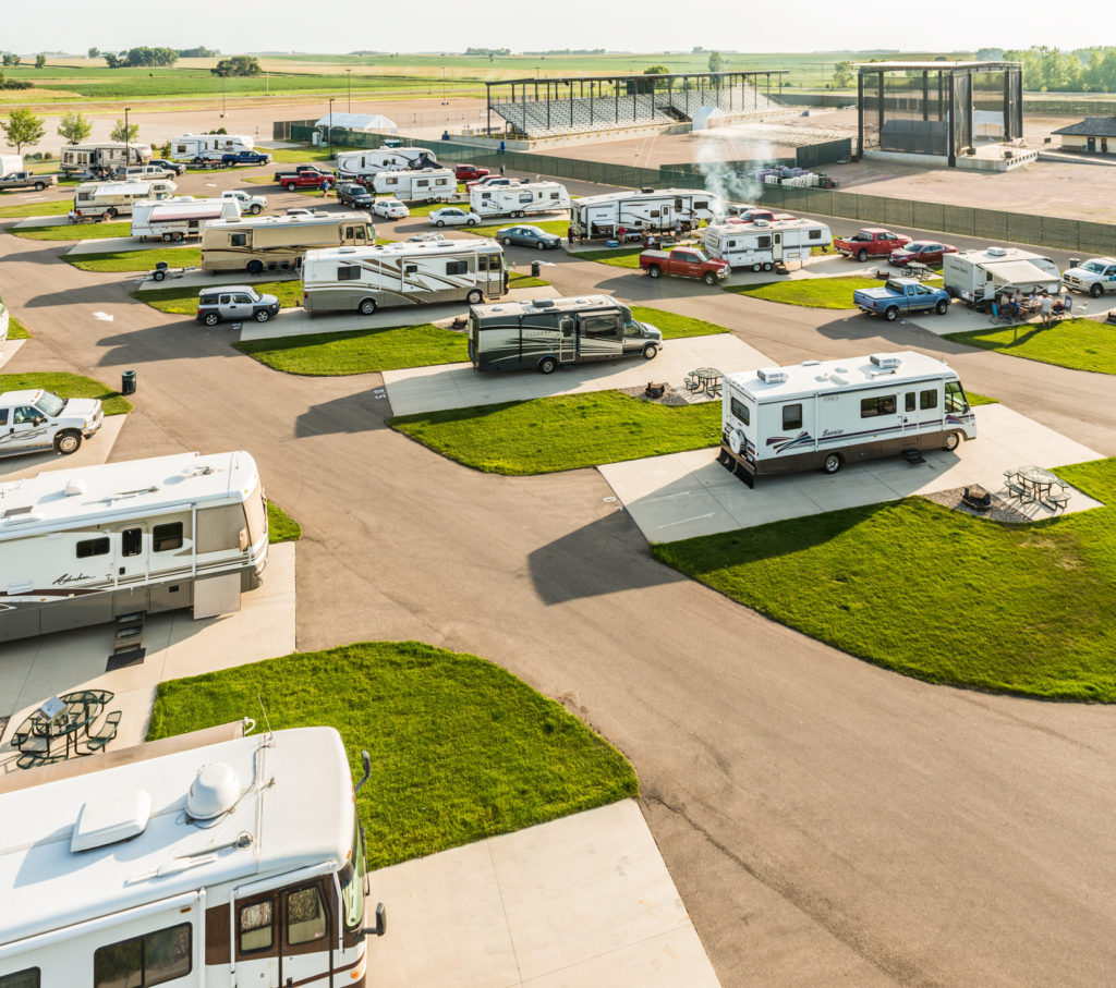 Jackpot Junction Casino Hotel RV Park