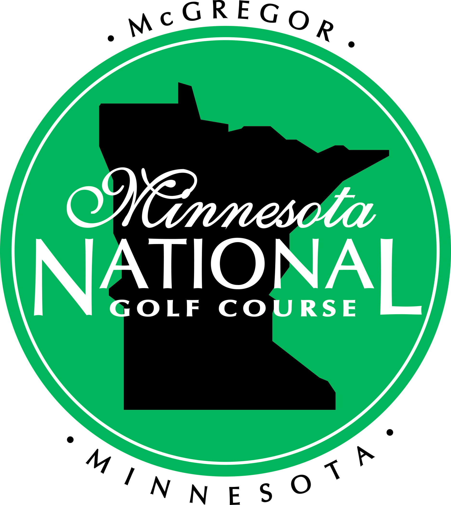 Minnesota National Golf Course & Campground Logo