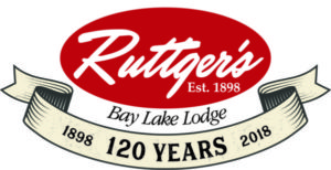Ruttger's Bay Lake Lodge Logo