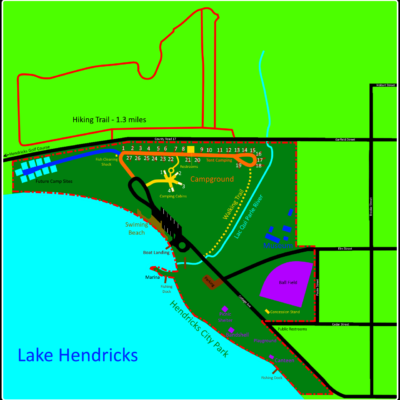 Lake Hendricks Resort & Campground