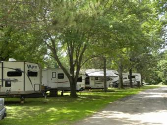 Camp Faribo Campground & Seasonal RV Park